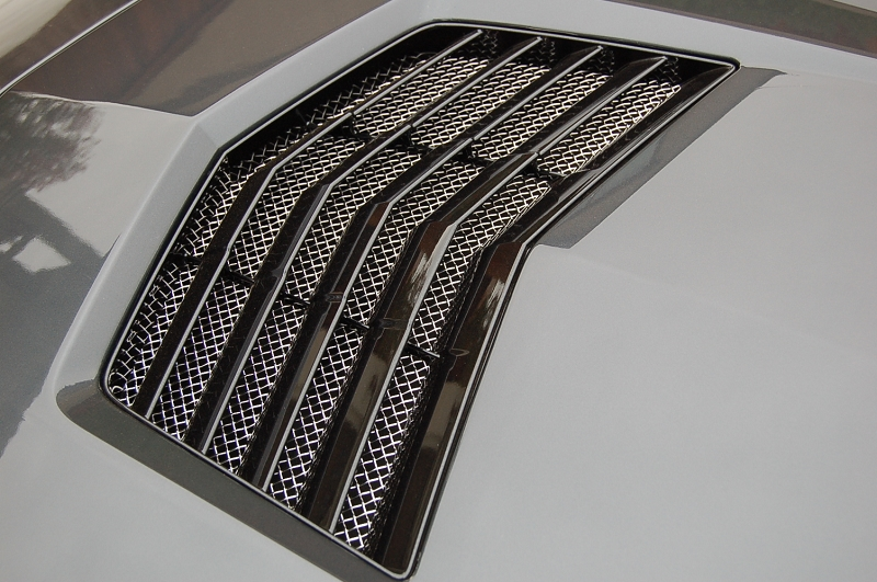 Chevy C7 Stingray Grand Sport Hood Vent