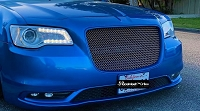 Chrysler 300 ( 2015 - current ) Upper Main Grille with Option to add Lower Valance Grille