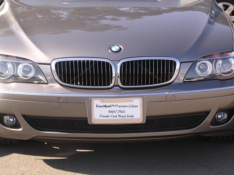 BMW FACELIFT 2006 2008 E65 750 760i E66 760Li 7 Series Lower Valance