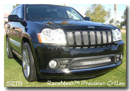 jeep grand cherokee srt8 2005 2007 combo. Black Bedroom Furniture Sets. Home Design Ideas
