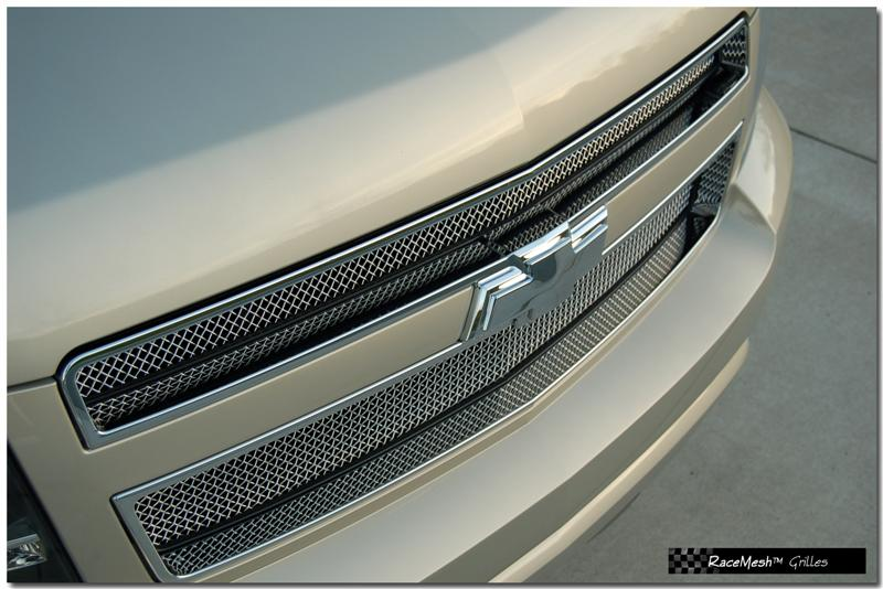 CHEVY Tahoe/Avalanche/Suburban Upper 2-piece set  (2007-2014) GLACIER Style Weave