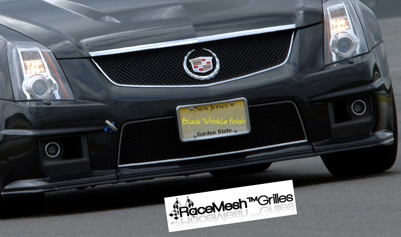 Cadillac CTS V 2009 2015 Upper Grille Amp Lower Valance