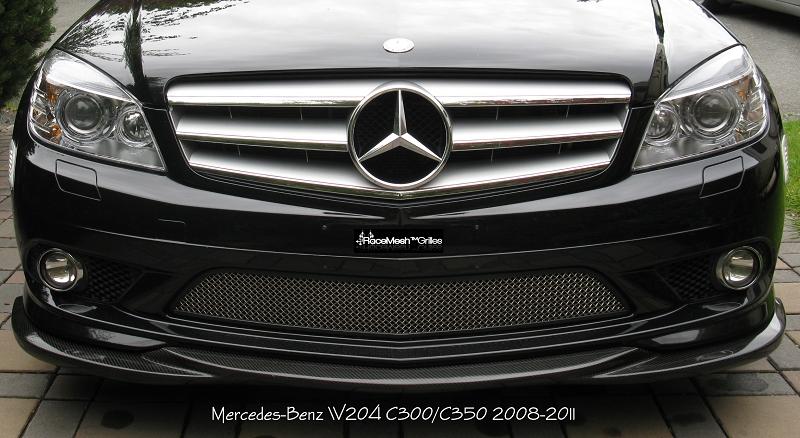 mercedes benz w204 c300 c350 2008 2011 lower valance. Black Bedroom Furniture Sets. Home Design Ideas