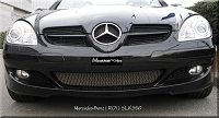 Mercedes-Benz (R171) SLK350 SLK280 (2004-2007)  Lower Valance