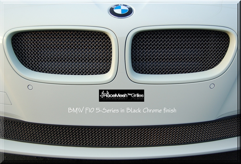 BMW F10 Kidneys  (2009-2013)  and M Sport