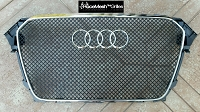 AUDI A4 (B8.5)  (2012-2016) Main Grille   Original Style Weave