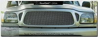 TOYOTA Tacoma (2001-2004) Upper Grille - GOTHIC Style Weave