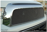 TOYOTA Tundra (2010-2013) Upper Grille - GOTHIC Style