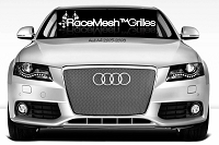 AUDI A4 (B7)  (2005-2009) Main Grille  GOTHIC Style
