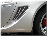 Porsche Cayman S (987) 2006-2008 Left & Right Side Vents