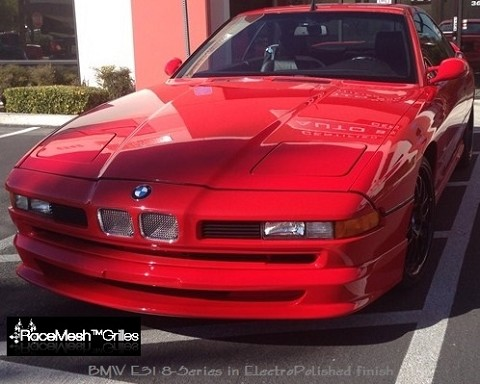 BMW E31 8-Series (Upper Kidney's)