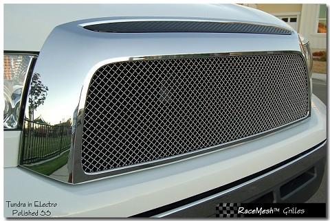 TOYOTA Tundra (2010-2013) Upper Grille - STOUT Style Weave