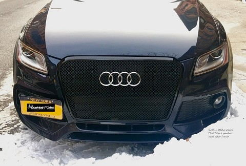 AUDI SQ5 Main Grille - GLACIER Style Weave (COMING SOON)