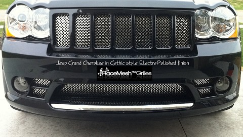 JEEP Grand Cherokee SRT8 - WK (2005-2007) COMBO - GOTHIC Style