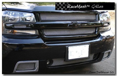 CHEVY Trailblazer SS  9 Piece set ( 2006-2009 ) Without Rear License Plate Insert
